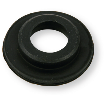 Rubber gasket for coupling head